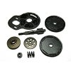Xray Short 2-Pad Slipper Clutch Set
