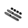 Xray Extreme Heat Resistant Front/Rear Aluminum Diff Pins w/Inserts