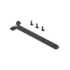 Xray Graphite Chassis Brace Upper Deck 2.0mm