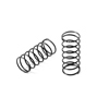 Xray Front Spring-Set 40mm - 3 Dot (2)