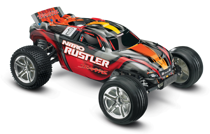 Top 10 Best Upgrades for Your Traxxas Rustler