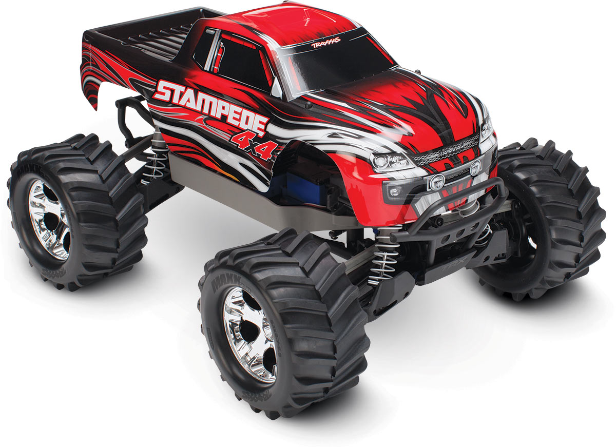 3 of the Best RC Monster Trucks for Beginners