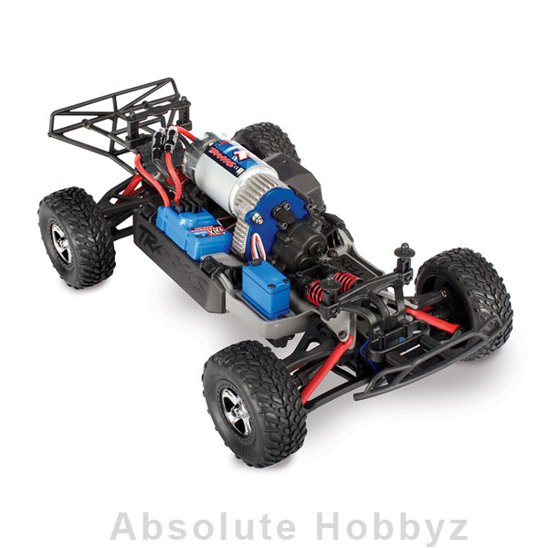Traxxas Slash 4x4 1/16 4WD RTR Short Course Truck w/TQ 2 4GHz Radio,  Battery & Charger