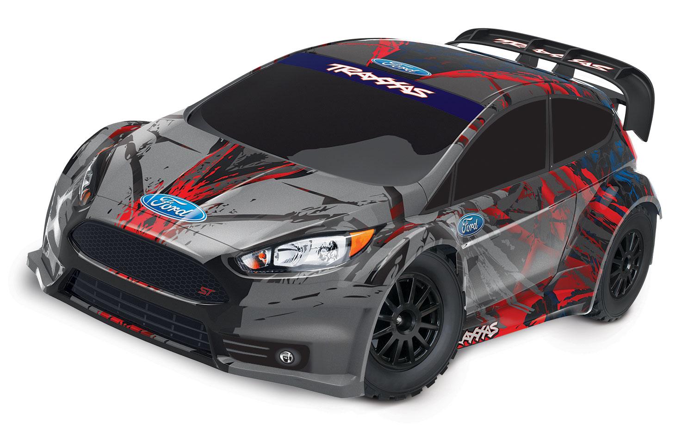 AddThis Sharing Sidebar  sc 1 st  Absolute Hobbyz & Traxxas 1/10 Scale Ford Fiesta® ST Rally markmcfarlin.com