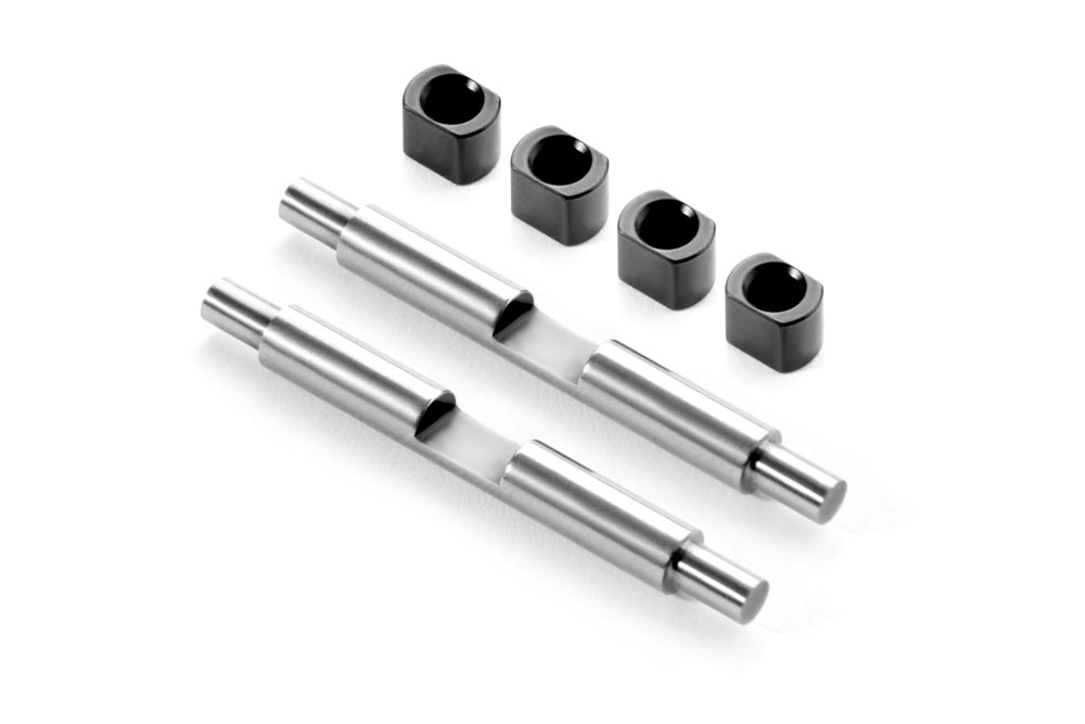 Xray: Extreme Heat Resistant Center Diff Pin With Inserts (2+4)