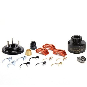 Agama Clutch Bell & Complete Clutch Set (w/ 15T Bell)
