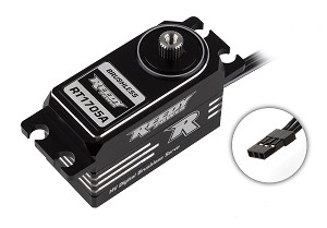 Reedy RT1705A Digital HV Aluminum Brushless Low-profile Servo