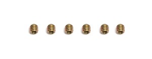Team Associated 3862 Set Screws 5-40X1/8