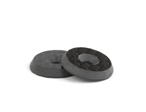 Avid RC Carbon Fiber Wing Mount Buttons