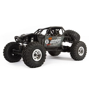Axial 1/10 RR10 Bomber 4WD Rock Racer RTR (Savvy)