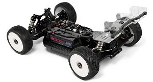 Hot Bodies Racing E817 Electric 1/8 Off-Road Buggy