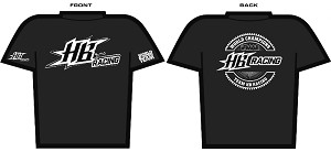 Hot Bodies Racing World Champion T-Shirt Next Level (S)
