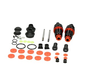 Hot Bodies Racing Front Shock Kit (D418)