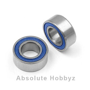 XRAY High Speed Ball Bearing 5x10x4 (Rubber Sealed)