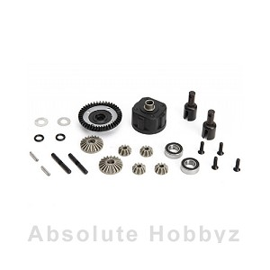 Agama Racing Front Diff Set