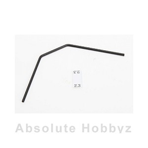 Agama Racing Front Anti-Roll Bar 2.3Mm