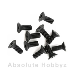 Agama Racing 4x10mm Flat Head Screw (10)