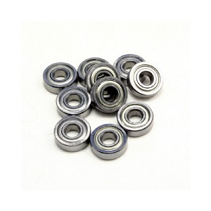 AHZ R/C 5x13x4mm Dual Metal Shield Ball Bearings (10pcs)