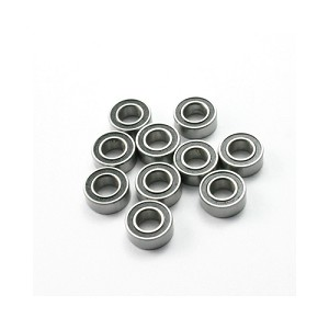 AHZ R/C Rubber Shield Bearings 5x10x4mm (10pcs)