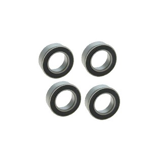 AHZ R/C Dual Rubber Shield Bearings 5x9x3mm (4pcs)