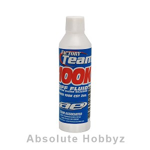 Team Associated Silicone Differential Fluid (100,000cst) (2oz)