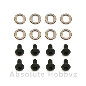 Team Associated 13mm Shock Piston Hardware