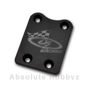 DE Racing XD Rear Skid Plates (3) (Kyosho MP9)
