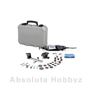 Dremel 4000 Series Rotary Tool Kit w/30 Accessories