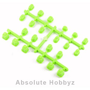 Kyosho Suspension Bushing Set (Flor-Green)