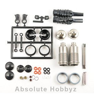 Kyosho Threaded Short Big Bore Shock Set (2)