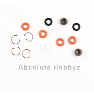 Kyosho 3.5mm Shock Rebuild Kit (2)