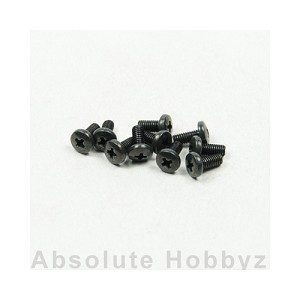 Kyosho Bind Screw(M2.6x6/10pcs)