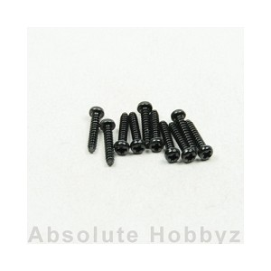 Kyosho TP Round Screw(M2x10/10pcs)