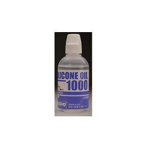 Kyosho Silicone Shock Oil #1000 (40cc)