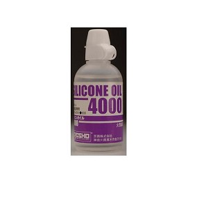 Kyosho Silicone Differential Oil #4000 (40cc)