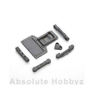 Kyosho Carbon Composite Rear Chassis (RB5)