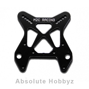M2C Racing Mugen Aluminum Front Shock Tower Buggy (MBX6/6R)