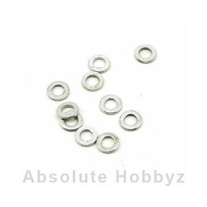 ProTek R/C 3x6x1mm Engine Mount Washer (10)