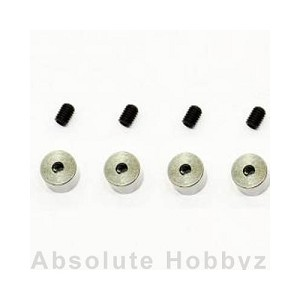 Serpent Collar Alu 2.1+Set Screw (4)