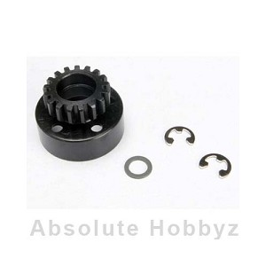 Traxxas Clutch bell (17-tooth)