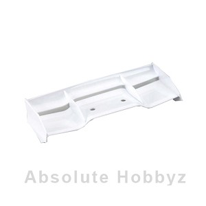 Traxxas Revo Wing White, Includes Decals
