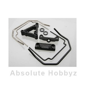Traxxas Sway Bar Mounts Front and Rear (Revo)