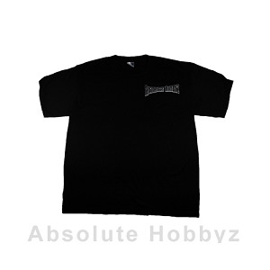 Absolute Hobbyz Front Pocket T-Shirt Black (3X-Large)