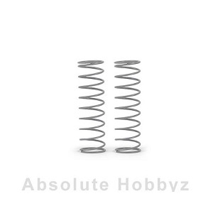 XRAY XB808 Rear Spring Set C = 0.50 - Grey (2)