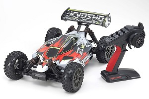 Kyosho Inferno NEO3.0 VE T1 Readyset (Red)