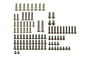 Kyosho Titanium Screw Set (MP10)