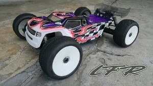 "Leadfinger Racing ""Strife"" Body Tekno NT48.3 (clear)"