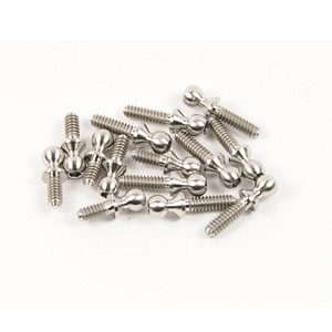 Lunsford Racing RC10 B64D Titanium Ball Stud Kit