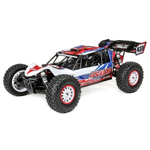 Losi 1/10 Tenacity DB Pro 4WD Desert Buggy Brushless RTR with Smart (Lucas Oil)
