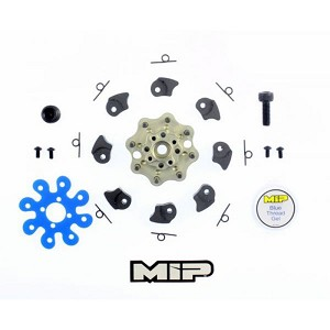 MIP 1/5 54mm Racing Clutch, 8-Shoe
